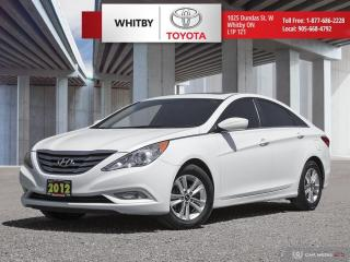 Used 2012 Hyundai Sonata GLS for sale in Whitby, ON
