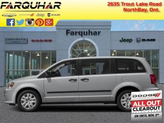 New 2020 Dodge Grand Caravan Crew Plus for sale in North Bay, ON