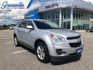 Used 2015 Chevrolet Equinox LT w/1LT  - Bluetooth -  Heated Seats for sale in Bracebridge, ON