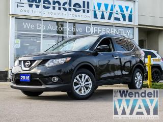Used 2016 Nissan Rogue SV Nav / Technology Pkg for sale in Kitchener, ON