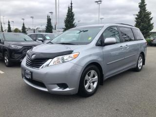 Used 2014 Toyota Sienna LE 8 Passenger, Local, No Accidents! for sale in North Vancouver, BC
