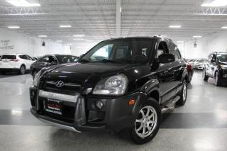 Used 2007 Hyundai Tucson 4WD I NO ACCIDENTS I V6 I POWER OPTIONS I AS IS for sale in Mississauga, ON
