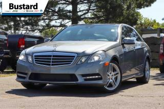 Used 2012 Mercedes-Benz E-Class E550 4MATIC | NAV | PANO ROOF | AWD for sale in Waterloo, ON