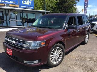 Used 2017 Ford Flex SEL for sale in Oshwa, ON