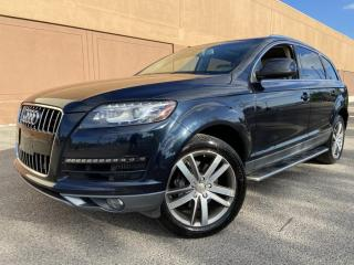 Used 2011 Audi Q7 quattro 4dr 3.0L DIESEL TDI Premium,MOON ROOF,RUNNING BOARDS for sale in Calgary, AB