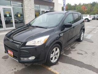 Used 2015 Ford Escape SE for sale in Trenton, ON