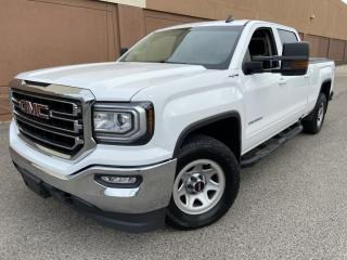 Used 2018 GMC Sierra 1500 4WD Crew Cab SLE, AUTO STARTER, RUNNING BOARDS,Tonneau Cover for sale in Calgary, AB