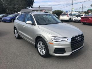 Used 2016 Audi Q3 2.0T quattro Premium Plus for sale in Truro, NS