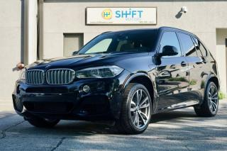 Used 2016 BMW X5 XDRIVE40E M SPORT PKG, NAVIGATION, REAR CAMERA, CARFAX CLEAN! for sale in Burlington, ON