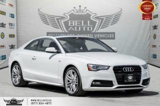 Used 2016 Audi A5 Progressiv plus, AWD, COUPE, NAVI, REAR CAM, SUNROOF for sale in Toronto, ON