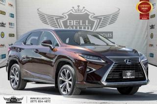 Used 2016 Lexus RX 350 AWD, NAVI, REAR CAM, B.SPOT, COOLED SEAT for sale in Toronto, ON