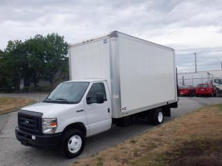 Used 2018 Ford Econoline E450 16 Foot Cube Van Power Tailgate for sale in Burnaby, BC