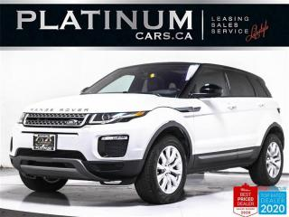 Used 2018 Land Rover Evoque AWD, TECH PKG, NAV, PANO, CAM, MERDIAN, HEATED for sale in Toronto, ON