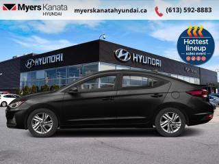 New 2020 Hyundai Elantra Preferred IVT  - $122 B/W for sale in Kanata, ON