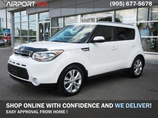 Used 2014 Kia Soul EX+ / No Accident Trade In/ Back-Up Camera/Heated seats/Bluetooth/Auto folding mirrors for sale in Mississauga, ON