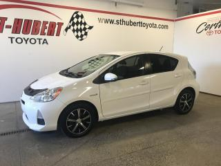 Used 2013 Toyota Prius c 5DR HB for sale in St-Hubert, QC