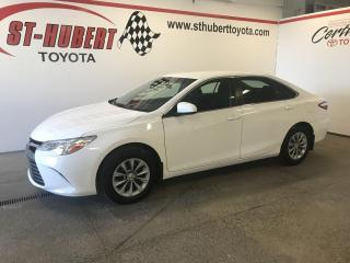 Used 2017 Toyota Camry 4dr Sdn I4 Auto LE for sale in St-Hubert, QC