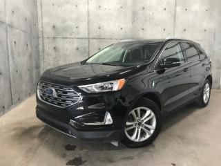 Used 2019 Ford Edge SEL AWD CUIR GPS CAMERA SIEGES CHAUFFANTS TI 250HP for sale in St-Nicolas, QC