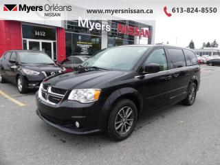 Used 2016 Dodge Grand Caravan SXT  - $132 B/W for sale in Orleans, ON