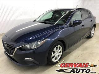 Used 2016 Mazda MAZDA3 GX SPORT GPS BLUETOOTH A/C *Bas Kilométrage* for sale in Shawinigan, QC