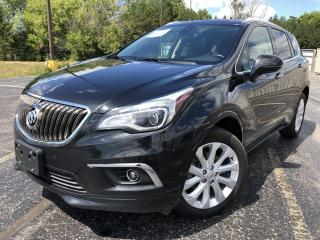 Used 2017 Buick Envision Premium I AWD for sale in Cayuga, ON