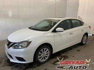 Used 2017 Nissan Sentra SV Toit Ouvrant Caméra Bluetooth Mags *Bas Kilométrage* for sale in Shawinigan, QC