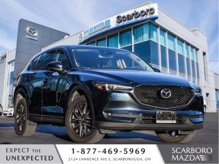 Used 2017 Mazda CX-5 GT|AWD|LEATHER|SUNROOF|CLEAN CARFAX for sale in Scarborough, ON