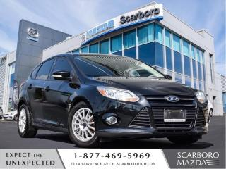 Used 2012 Ford Focus AUTO|HATCHBACK|BLUETOOTH for sale in Scarborough, ON