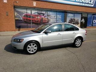 Used 2007 Volvo S40 i for sale in Mississauga, ON