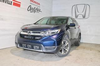 Used 2017 Honda CR-V LX AWD for sale in Blainville, QC