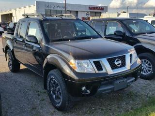 Used 2019 Nissan Frontier PRO-4X CREW CAB PRO-4X 4X4 with Hitch for sale in Cambridge, ON