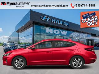New 2020 Hyundai Elantra Preferred IVT  - Android Auto - $123 B/W for sale in Nepean, ON