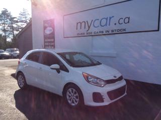 Used 2016 Kia Rio LX+ POWERGROUP, A/C!! for sale in Richmond, ON