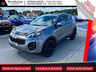 Used 2017 Kia Sportage LX AWD**BLUETOOTH**SIÈGES CHAUFFANTS**CAMÉRA DE RE for sale in Terrebonne, QC