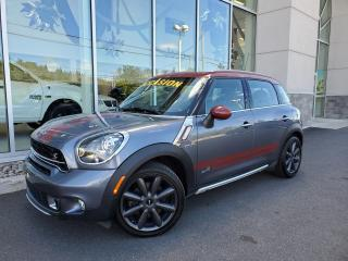 Used 2016 MINI Cooper Countryman S , COUNTRYMAN , ÉDITION PARK LANE , 4X4 for sale in Ste-Agathe-des-Monts, QC