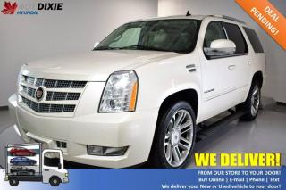 Used 2014 Cadillac Escalade Platinum for sale in Mississauga, ON