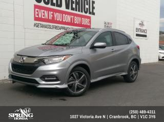 New 2020 Honda HR-V Touring for sale in Cranbrook, BC