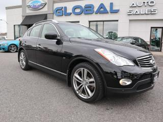 Used 2014 Infiniti QX50 Journey for sale in Ottawa, ON
