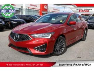 Used 2019 Acura ILX Tech A-Spec for sale in Whitby, ON