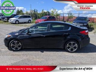 Used 2015 Kia Forte EX for sale in Whitby, ON