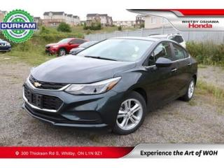 Used 2017 Chevrolet Cruze 4dr Sdn 1.4L LT w-1SD for sale in Whitby, ON