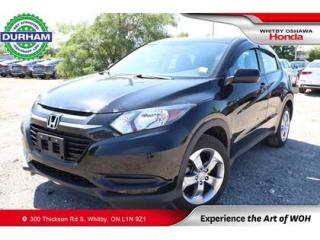 Used 2018 Honda HR-V LX 2WD Manual for sale in Whitby, ON