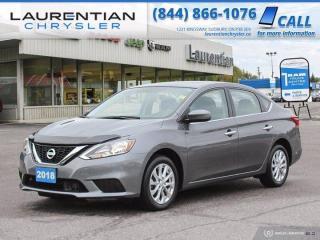 Used 2018 Nissan Sentra SV!!  BACKUP CAM!!  LOW KILOMETRES!! for sale in Sudbury, ON