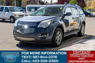 Used 2014 Chevrolet Equinox 2LT AWD/CLOTH/NAV/BLUE TOOTH/REAR CAMERA for sale in Okotoks, AB