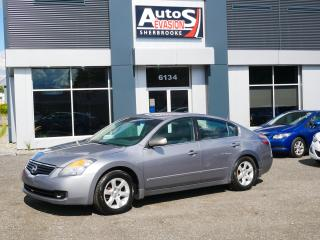 Used 2009 Nissan Altima 2.5 S + INSEPCTÉ + FREINS AVANT NEUFS for sale in Sherbrooke, QC