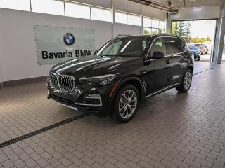 New 2020 BMW X5 xDrive40i for sale in Edmonton, AB