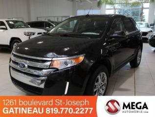 Used 2013 Ford Edge Limited AWD for sale in Gatineau, QC