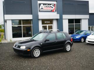 Used 2007 Volkswagen City Golf Vendu, sold merci for sale in Sherbrooke, QC
