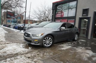 Used 2015 Infiniti Q50 for sale in Laval, QC