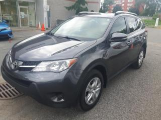 Used 2015 Toyota RAV4 2WD LE * TRES BAS MILLAGE for sale in Longueuil, QC